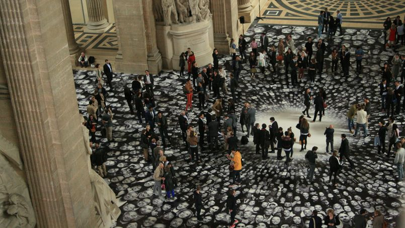 Pantheon Floor