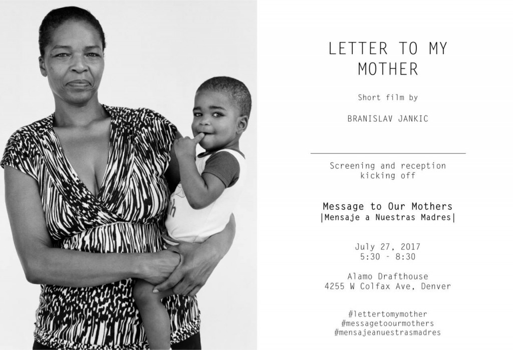 Letters to our mothers