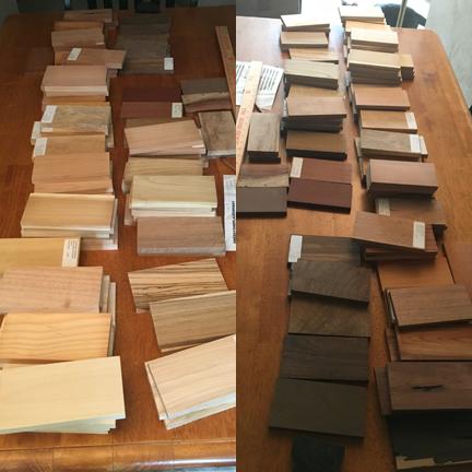ONE wood combo
